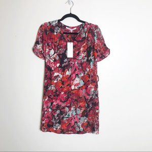 Collective Concepts | Floral Watercolor Dress